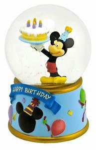 Happy Birthday Mickey Mouse : mickey mouse happy birthday snowglobes pinterest ~ Buech-reservation.com Haus und Dekorationen