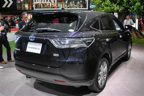 2015 toyota harrier the 2015 toyota harrier hybrid review and release date