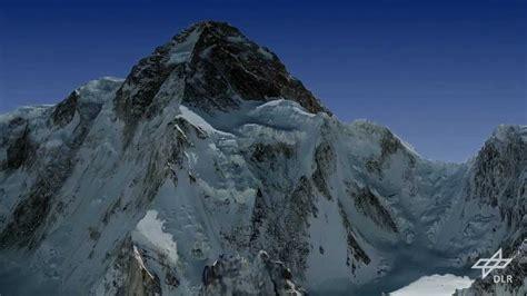 virtual flight   mountain north pillar