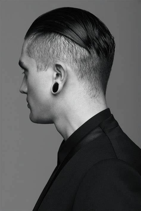 undercut hairstyle  men feed inspiration