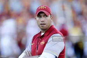 Will Iowa State Head Coach Matt Campbell Get Poached At ...