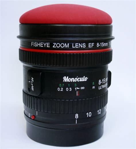 dslr camera lens stool pendant lamp
