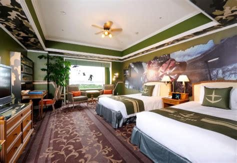 From Gundam to Wicked: 21 themed Japanese hotel rooms that