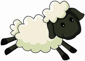Cartoon Black Sheep - Cliparts.co