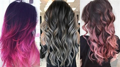 colorful hairstyles colorful hairstyles for summer 2018 new haircut and