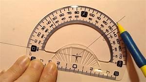 Comment Mesurer Amperage Avec Multimetre : mesurer un angle avec un rapporteur youtube ~ Premium-room.com Idées de Décoration