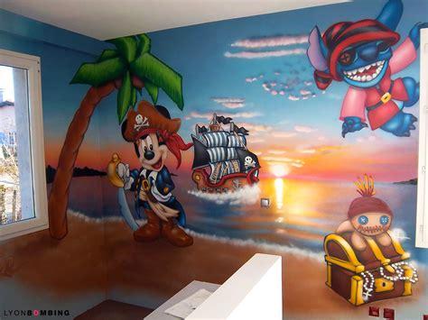 deco chambre mickey chambre pirate mickey stitch chambre lyonbombing