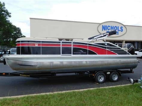 Tritoon Boats For Sale Houston by Used Pontoon Boats For Sale In Boats