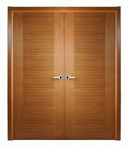 Porte D Entrée En Bois Moderne : cuisine double porte en bois moderne principale porte d 39 entr e en bois portes d 39 entree ~ Nature-et-papiers.com Idées de Décoration