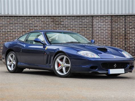 This particular ferrari 550 maranello, chassis number zffzs49a410123565, is a 2001 model year with 24,765 miles from new. RM Sotheby's - 2003 Ferrari 575 Maranello   London 2017