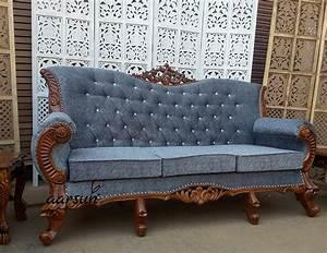 Best Teak Wood Sofa Set