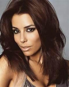 Couleur Cheveux Marron Chocolat : fantastique 27 couleur de cheveux chocolat marron glac ~ Melissatoandfro.com Idées de Décoration