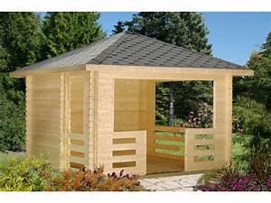 Gartenpavillon Holz Geschlossen : gartenlauben holz pavillons online kaufen bei obi ~ Whattoseeinmadrid.com Haus und Dekorationen