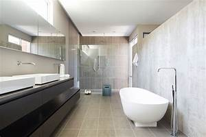 salle de bain contemporaine With photo salle de bain contemporaine