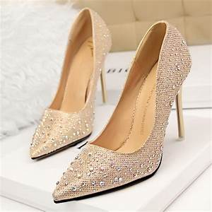 2017 Fashion Women's Pumps Women's High Heels shoes Red ...