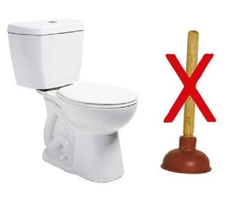 Bathroom  Secret Plumber To Unclog Toilet Without Plunger
