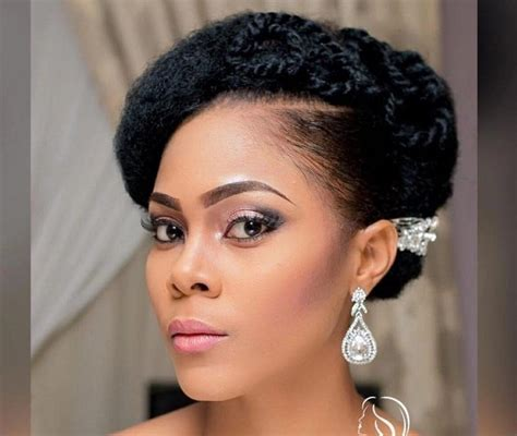 african natural hairstyles for wedding in ghana in 2019