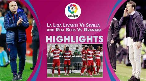 Real Betis Vs Sevilla / Sevilla Vs Real Betis - LIVE, La ...
