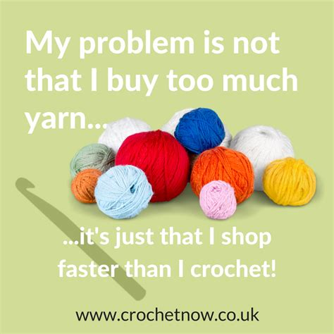 Crochet Memes - funny crochet quotes to share crochet now