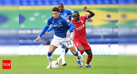 Liverpool denied by VAR in derby draw with Everton ...