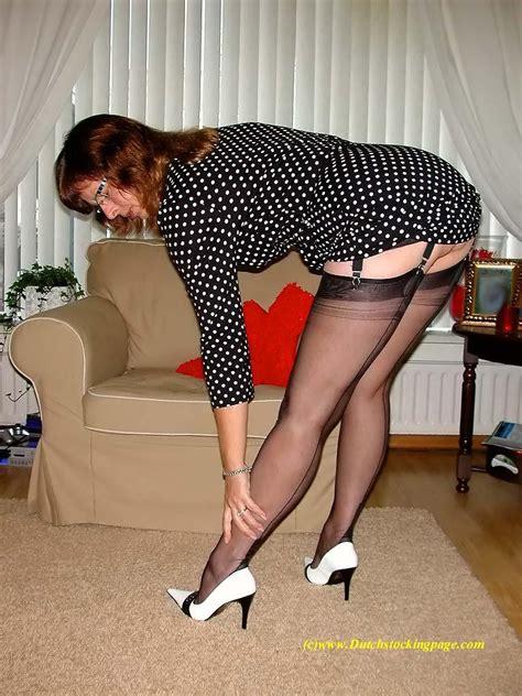 free christina dutch stocking page