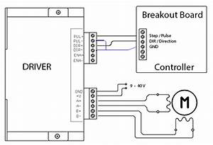 Stepper Motor  U0026 Drivers  Tb67s Stepper Driver