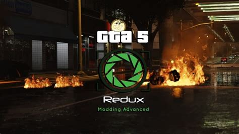 Gta V Redux Mod Releasing On August 26, All New Addition