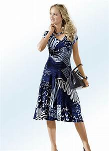 Bader Mode Kleider : klaus modelle kleid in wickel optik kleider bader ~ Markanthonyermac.com Haus und Dekorationen