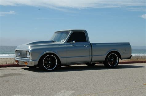 1969 Chevy C10 Shortbed Fleetside Protouring Truck No