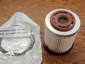 Racor Fuel Filter Diesel 62 R11t 10 Micron Fits 110a Water