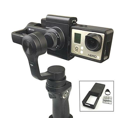 dji osmo mobile action cam adapter cam  action