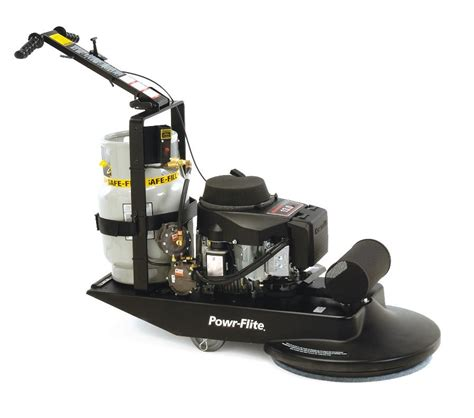 Propane Floor Buffer Burnisher by Pb2117 Propane Burnisher
