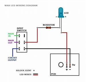 Ehamady6 Albums Album Picture40285 Wah Led Wiring Diagram