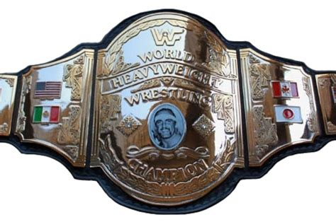 7 Wwe Belts That Never Made It To Regular Tv