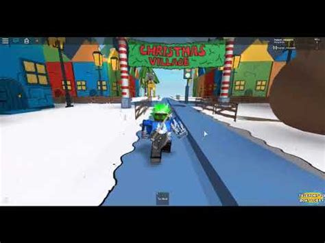 Boat Ride With Santa by Roblox Santa S Boat Ride So Was Rudolph How To Get The