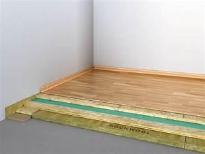 Zateplení podlahy v bytě