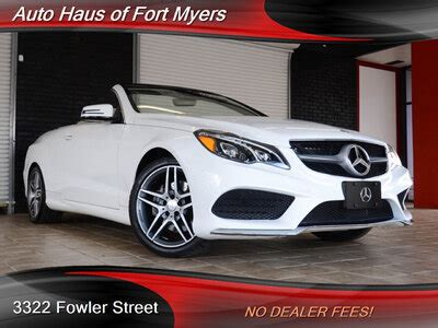 cars fort myers bmw convertible mercedes auto
