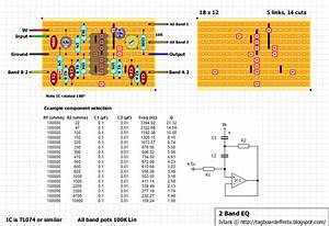 Guitar Fx Layouts  2  4  U0026 8 Band Gyrator Eq