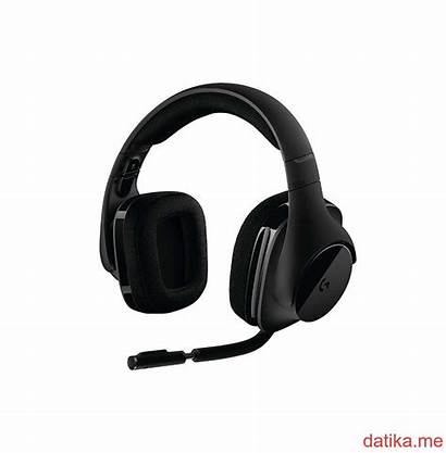 Logitech Datika Surround G533 Headset Wireless Gaming
