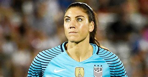 hope solo suspended  calling swedish players cowards