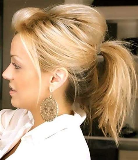 cute easy to do hairstyles for medium length hair 30 easy and cute hairstyles hairstyles haircuts 2016