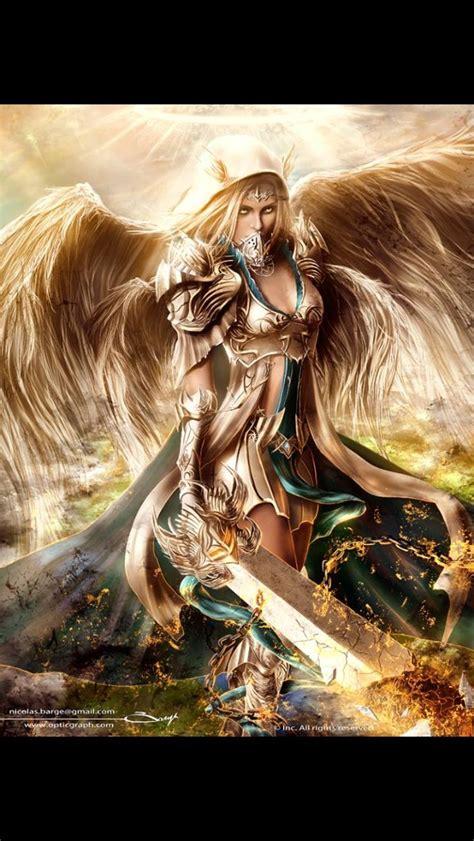 1253 Best Angel Fantasy Art Images On Pinterest Angel