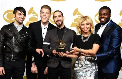 Pentatonix Debuts At Number One With Their New Self-titled