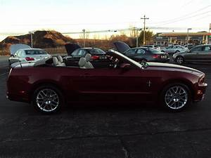 Used 2014 FORD MUSTANG convertible For Sale ($16,718) | Executive Auto Sales Stock #1541