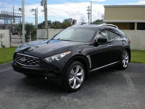 Used Infiniti Fx50 For Sale Custom Infiniti 2008 Infiniti