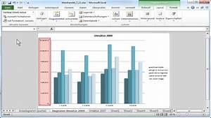 In Excel Diagramme Bearbeiten