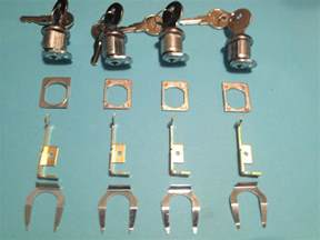 4 hon f24 f28 vertical file cabinet locks keyed alike
