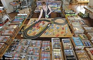 Going, Going, Vroom! The World's Biggest Scalextric