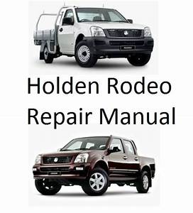 Holden Commodore Repair Manual