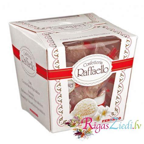 Raffaello konfektes   Rīgas Ziedi